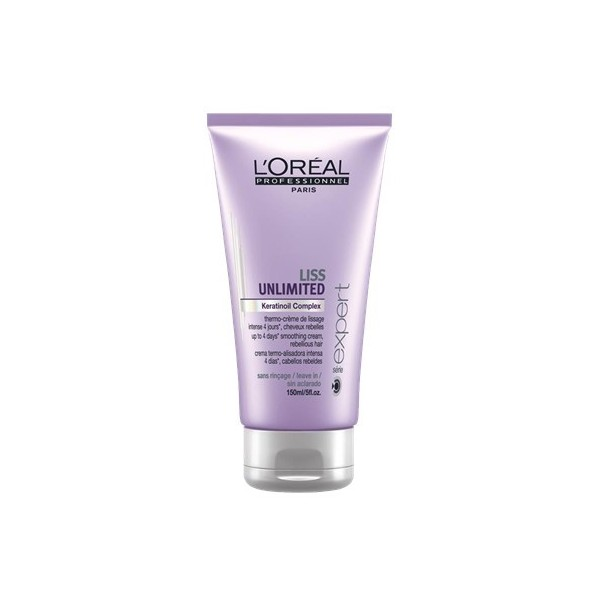 L'Oreal Professionnel Leave-In Liss Unlimited 150ml